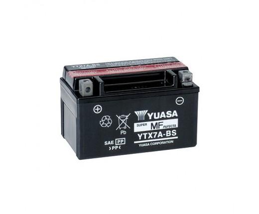 Batteria Yuasa YTX7A-BS 12V-6Ah