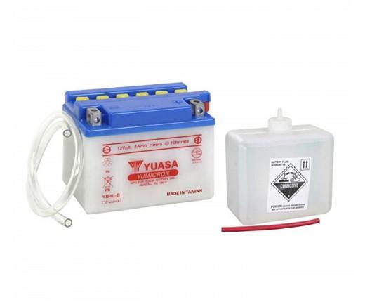 Batteria Yumicron YB4L-B 12v-4ah +Acido