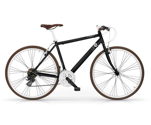 Bici ibrida MBM LIFE 28 uomo 21V Nera