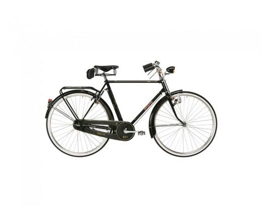 """Bicicletta Uomo DEI IMPERIALE 28"""" Nero"""