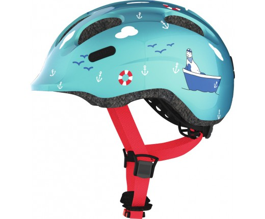 Casco Abus Smiley 2.0 turquoise sailor