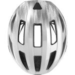 Casco bici Abus Macator White Silver