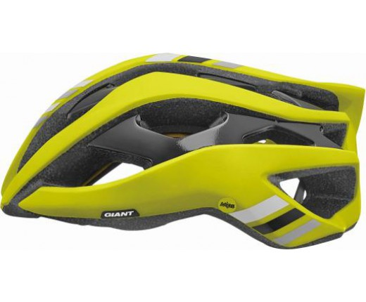 Casco bici GIANT REV MIPS matt-yellow