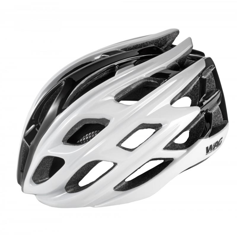 Casco bici WAG GT3000 bianco-nero Conehe