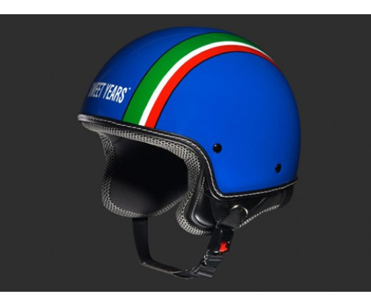 CASCO SweetYEARS TRICOLORE BLU