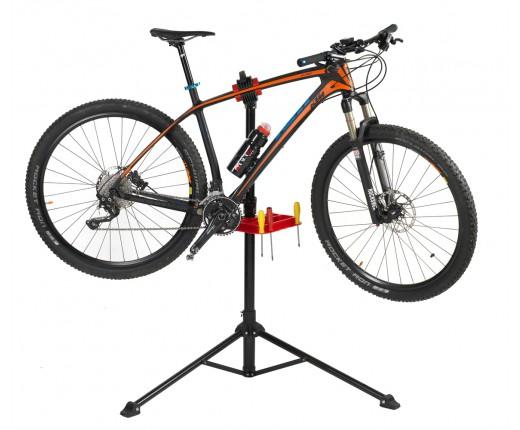 Cavalletto manutenzione bici pieghevole