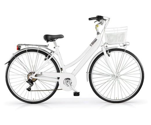 Ciclo MBM CENTRAL donna alluminio 6V.