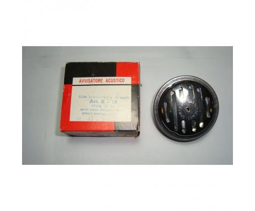 Claxon Vespa PK 125 6V.35W