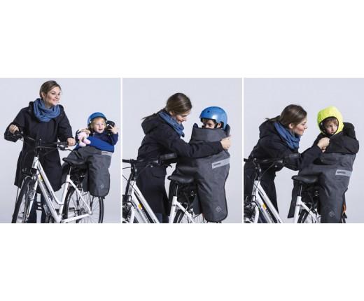 Coprigambe seggiolin.bici TUCANO OPOSSUM
