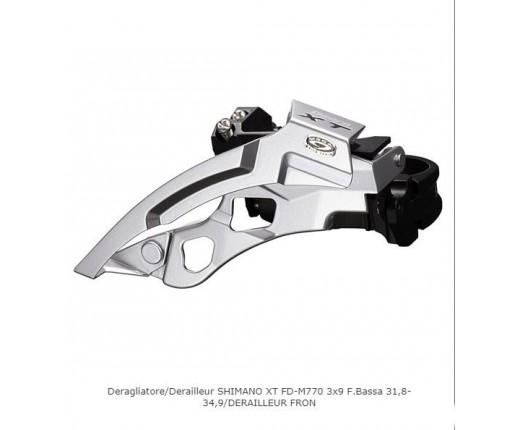 Deragliatore XT FD-M770 Top Swing Dual