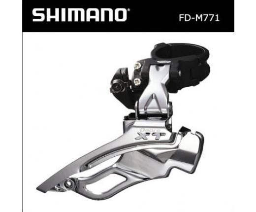 Deragliatore XT FD-M771 Down Swing Dual