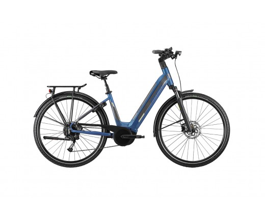 E-bike donna Atala B-Easy A9.1 9V Blue