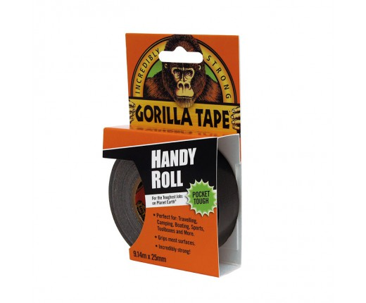 GORILLA TAPE TUBELESS 25mmX9mt