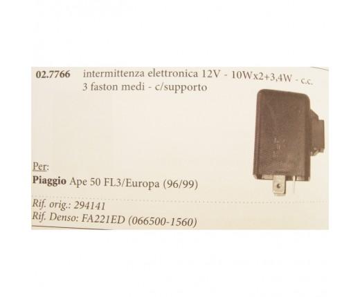 INTERM.12V-2x10W PIAG.APE 50FL3