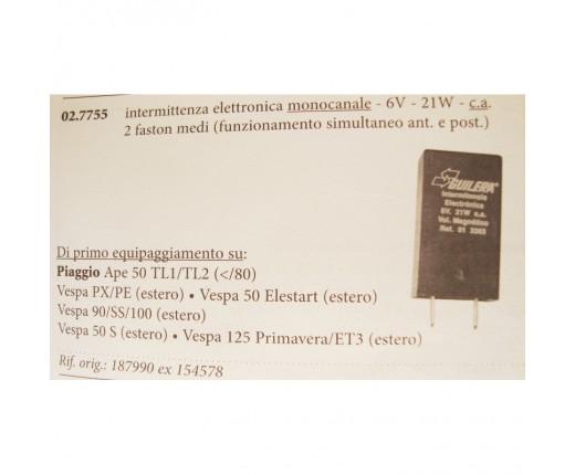INTERMIT.6V C-STAF.APE50