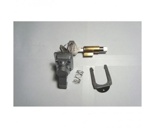 Kit bloccasterzo+serrat.baule Vespa 50PX
