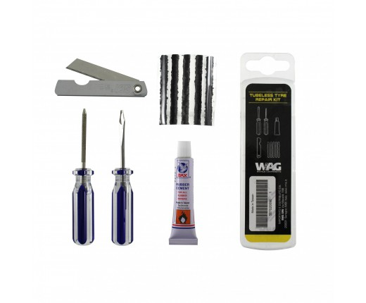 KIT RIPARAZ TUBELESS CICLO