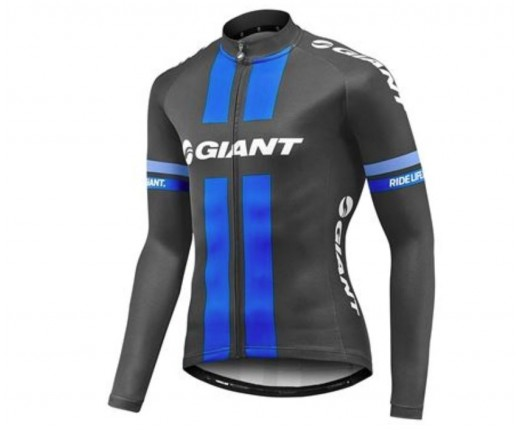 Maglia m.lunghe GiANT RACE DAY Jersey