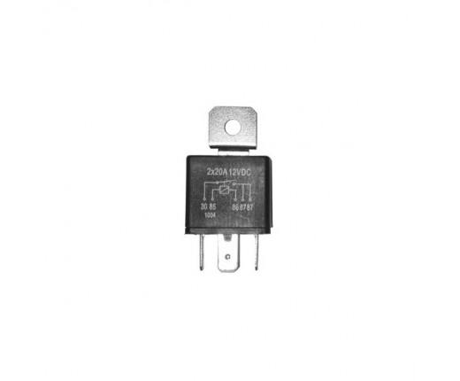 Microteleruttore Rele' 12V-40A 5 faston