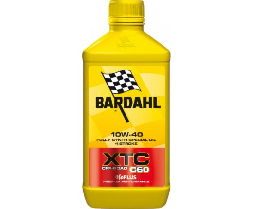 Olio 4T Bardahl Xtc C60 Offroad 10w40