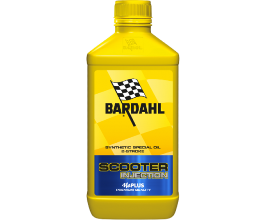Olio Bardahl 2T Scooter Injection 1LT