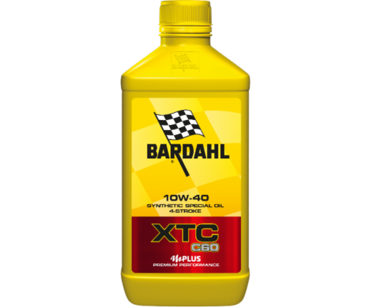 Olio motore Bardahl XTC 10w40 moto