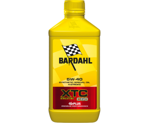 Olio motore Bardahl XTC C60 5W40 moto