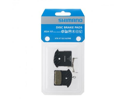 Pastiglie freno Shimano J02A resina alet