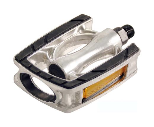 Pedali bici in alluminio antiscivolo
