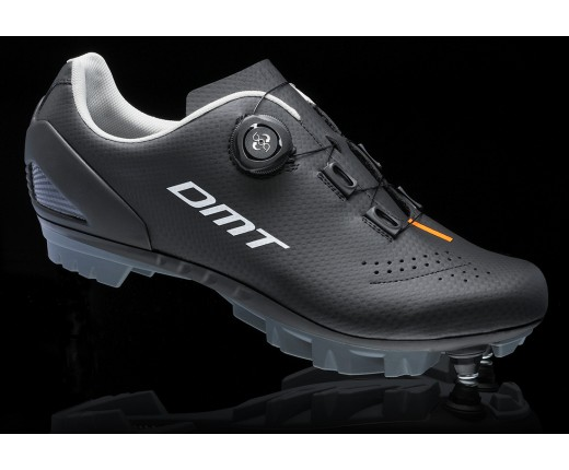 Scarpa MTB DMT DM5 Black-white-orange