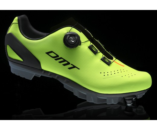 Scarpa MTB DMT DM5 Yellow-black-orange