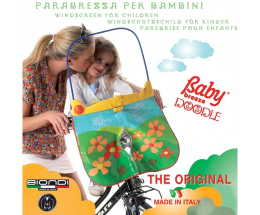 Schermo completo BABY DOODLE per bici