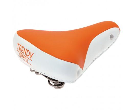 Sella bici BRN Trendy ARANCIO