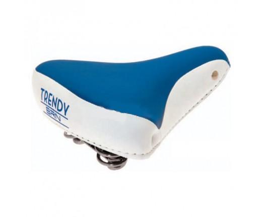 Sella bici BRN Trendy BLU