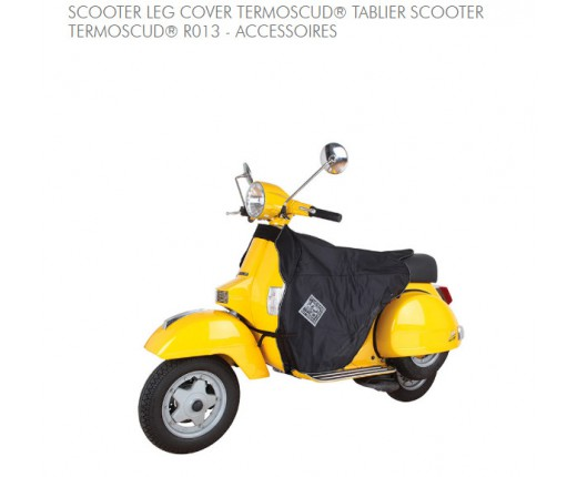 Termoscud coprigambe scooter Tucano R013